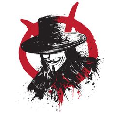 Revolution is Coming - V for Vendetta by Dr. Monekers