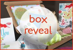 Boxcitement's Spring Fling box was all about sewing, sowing and growing! Take a look inside...