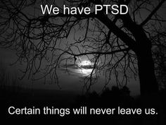 ★  PTSD .  ★      Blessed Be
