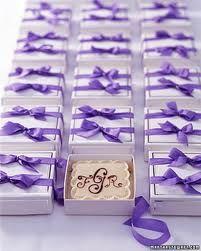 Wedding Favour Idea