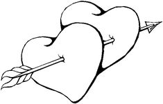 Hearts and Roses Coloring Pages   posted in hearts valentine s day by kawarbir coloring pages of heart ...