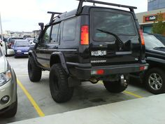 Anyone know who this Disco belongs to?! - Australian Land Rover Owners