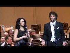 Angela Gheorhgiu and Jonas Kaufmann sing Non Ti Scordar di me