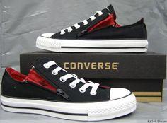 Converse All Star Zipper Black Unisex
