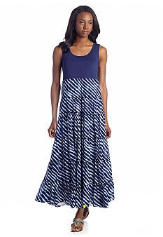 Christine v maxi dress