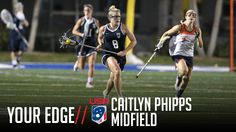 Your Edge: The Draw with Caitlyn Phipps -Lacrosse Magazine