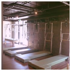 Tower Units at The Pilates Barre Studio in Edwardsville, IL