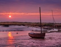Sunrise at Morston North Norfolk