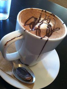 Hazelnut Mocha from Chi Chocolat - San Diego