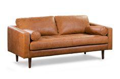 """Napa 72"""" Apartment Sofa – Poly & Bark"""