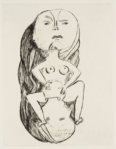 Louise Bourgeois, Birth (from Autobiographical Series), 1994, Tate