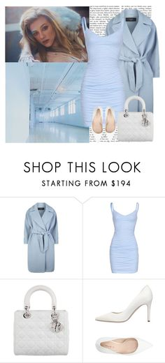 """""""Crush"""" by lizzox ❤ liked on Polyvore featuring Weekend Max Mara, Velvet by Graham & Spencer, Christian Dior, Deimille, outfit, pretty and Elegance"""