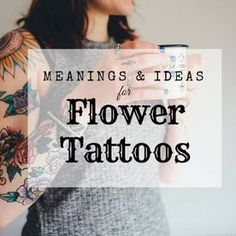 The Meaning of Tree Tattoos | TatRing Tree Tattoos, Sun Tattoos, Flower Tattoos, Tree Tattoo Meaning, Meant To Be, T Shirts For Women, Tattoos Of Flowers, Floral Tattoos, Flower Side Tattoos