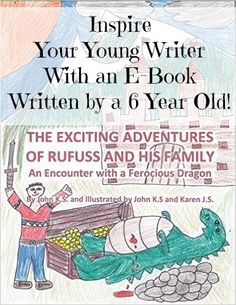 Inspire your young writer to publish his or her very own e-book!