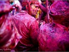 Happy Holi - The Indian Festivals of Colors