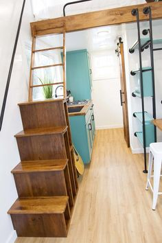 Storage Stairs - Nash by Modern Tiny Living