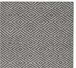Diamond Wrapped Jute Rug, Swatch, 18X18 inches, Grey/Ivory