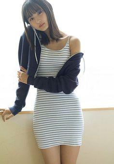 Beautiful Girl Image, Beautiful Asian Women, Cute Asian Girls, Cute Girls, Hot Japanese Girls, Cute Girl Photo, Japan Girl, Kawaii Girl, Asian Woman