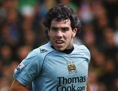 Carlos Tevez - Manchester City