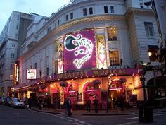 Piccadilly Theatre - Denman Street, W1D 7DY