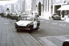 Hertogstraat Nijmegen (jaartal: 1960 tot 1970) - Foto's SERC