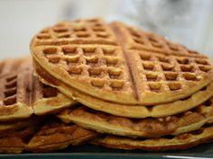 Waffles aptos para celíacos