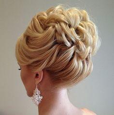 「フォーマルドレス 髪型 アップヘア」の画像検索結果