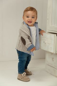 Casual Fall Outfits for Boy Toddler - Fall Outfitsal_title] - Baby Outfits So Cute Baby, Cute Babies, Baby Kids, Boy Toddler, Baby Baby, Hipster Toddler, Boy Babies, Infant Boys, Fashion Kids