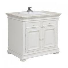 Строгая и элегантная тумба для ванной с раковиной «Гармония» станет центральной точкой дизайна интерьера, привлекающей внимание своей свежестью и легкостью линий. Мебель в стиле прованс, интерьер, тумба, provence, france,