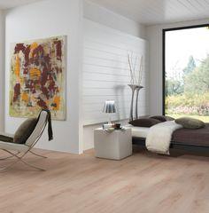 Paneele für Wände & Decken - Variation Structura Weiß