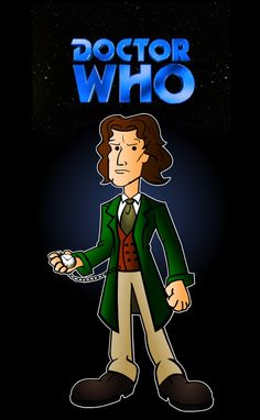 The 8th Doctor by CPD-91.deviantart.com on @deviantART