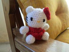 amigurumi  hello  kitty Hello Kitty, Fictional Characters, Art, Amigurumi, Art Background, Kunst, Performing Arts, Fantasy Characters, Art Education Resources
