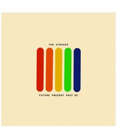 "The Strokes - Future Present Past Single 10"" Vinyl"