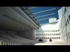 Ein neues Dach für die Felsenreitschule der Salzburger Festspiele  [DEUTSCH] Um höchste Qualitätsansprüche - ästhetisch optisch und akustisch - in den Spielstätten zu verwirklichen erneuern die Salzburger Festspiele das Dach der Felsenreitschule. Die neuartige technische Konstruktion ermöglicht es innerhalb von wenigen Minuten auf eine Freilichtbühne zu wechseln. Weiters gewinnen die Festspiele 700 m2 Nutzfläche für Technik und Probenräume. Animation: HALLE 1 [ENGLISH] A new roof for the…