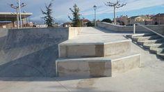 Escaleras y cajones Skate Park, Santa Barbara, Rock N Roll, Backgrounds, Exterior, Sport, Stair Risers, Verandas, Pictures