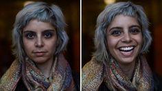 Une jeune photographe capture ce qui se produit quand on dit à une personne qu'elle est belle. Le résultat est magnifique et étonnant !