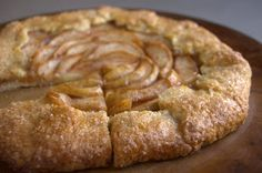 365 Days of Baking and More: Day 231 - Cinnamon Pear Galette