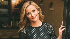 Reese Witherspoon Is Responsible For The Time's Up Pin Everyone Will Be Wearing At The Golden Globes ‹ Latest Entertainment News | Top Celebrity News, Hollywood Headlines ‹ Reader — WordPress.com