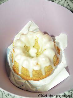 Post aus meiner Küche: Kindheitserinnerungen - Zitronenkuchen