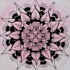 Pink Lotus, Facebook Sign Up, Mandala, Mandalas, Coloring Pages Mandala