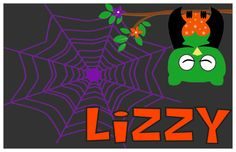 Halloween Placemats - Girls. $12.00, via Etsy.