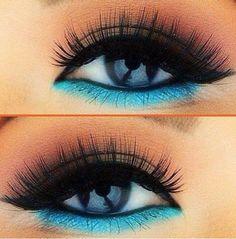 Instagram photo - @Charlene Phan Girls  So very gorgeous blue.