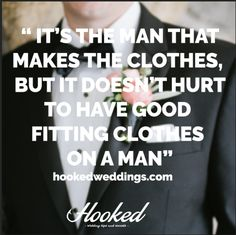 Want to look like the best #groom? Find out with our tips in this week's #HookedWeddings episode