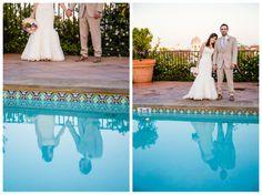 Sunset Rooftop Wedding - Boutique Love & Wedding Photographer - Paul & Jewel Studios, Big Sur, Southern California, International Lifestyle Portraits