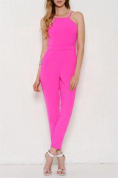 Hot Pink Sasha Jumper