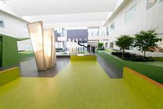 Waikato Hospital by Forbo Flooring  #interior #design #hospital