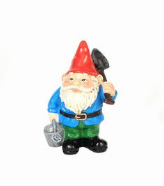 Bloom Room Littles Gnome with Shovel
