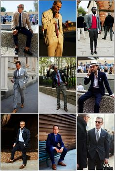 fav pictures of men on the street
