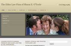New Legal Services added to CMac.ws. The Elder Law Firm Of Shaun E. O'Toole in Harrisburg, PA - http://legal-services.cmac.ws/the-elder-law-firm-of-shaun-e-otoole/19579/