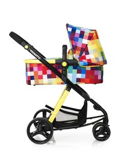 Cosatto Giggle 2 Travel System in Pixelate #Cosatto #Pushchair #multicoloured…